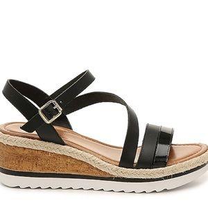 COACH & FOUR - Banno Wedge Sandal